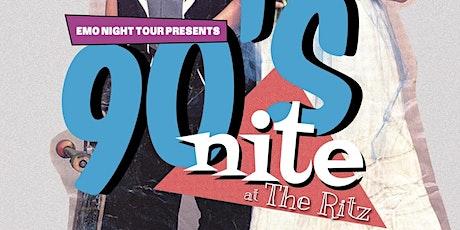 90's NITE tickets
