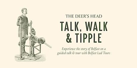 Brewery Quarter Talk, Walk & Tipple tickets