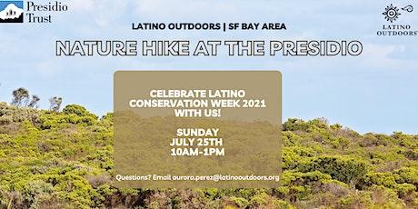 LO SF Bay Area | Nature Hike at the Presidio tickets