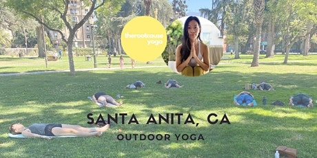 Outdoor Park Yoga by Kathy Chu tickets