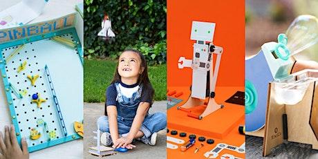 KidsLab STEM Science: Kiwico Series ( Ages 4+) tickets