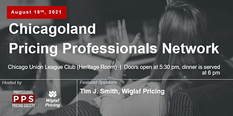 Chicagoland Pricing Professionals Network, August 2021 tickets