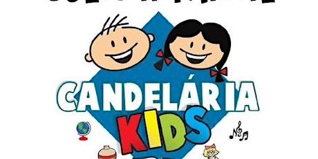 Culto Infantil Candelária Kids ingressos