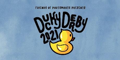 2021 Ducky Derby tickets