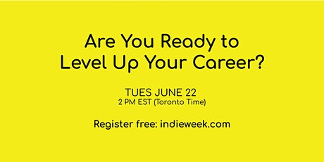 Are you Ready to Level Up Your Career? tickets