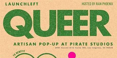 Pirate + LaunchLeft Queer Pop Up tickets