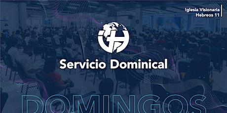 Servicio Dominical Hebreos 11 tickets