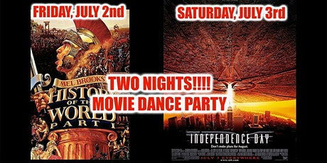 History of the World (Part 1) Movie & Dance Party Blow Out tickets
