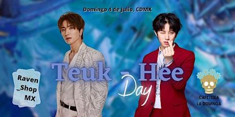 Teuk - Hee Day boletos