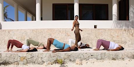 FREE Rooftop Pilates, Yoga and Soundbath! tickets