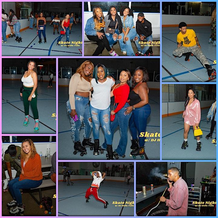 Adult Skate Night image