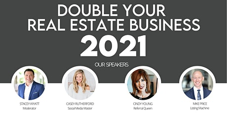Double Your Real Estate Business 2021 tickets