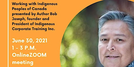 Working with Indigenous Peoples of Canada  through Reconciliation Talk tickets