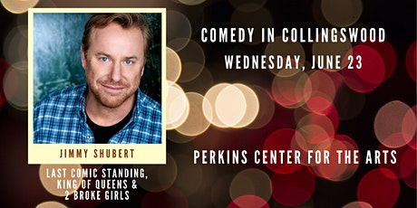 Comedy Night with Jimmy Shubert tickets