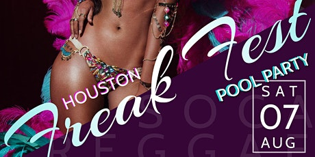 XFE Presents : Houston Freak Fest 2021 tickets