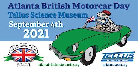 Atlanta British Motorcar Day tickets