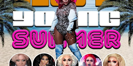 Hot Young Summer - Drag Brunch - 3pm Show tickets