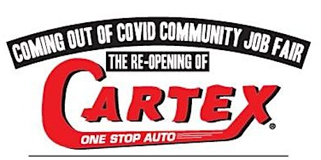 Coming Out Of Covid Community Job Fair tickets