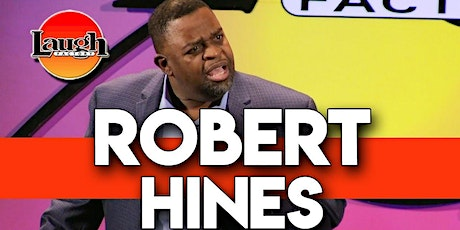 Rob Hines LIVE at Laugh Factory Chicago! tickets