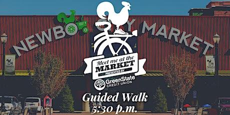 Meet Me at the Market 2021: Walk tickets