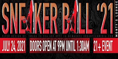 2021 Sneaker Ball tickets