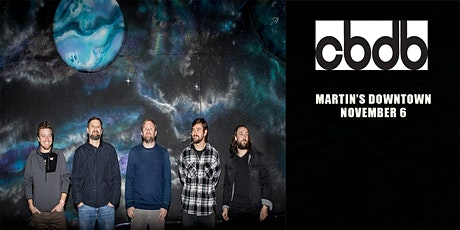 CBDB Live at Martin's Downtown tickets
