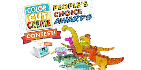 Color, Cut, Create! Kids' Contest People's Choice Awards tickets