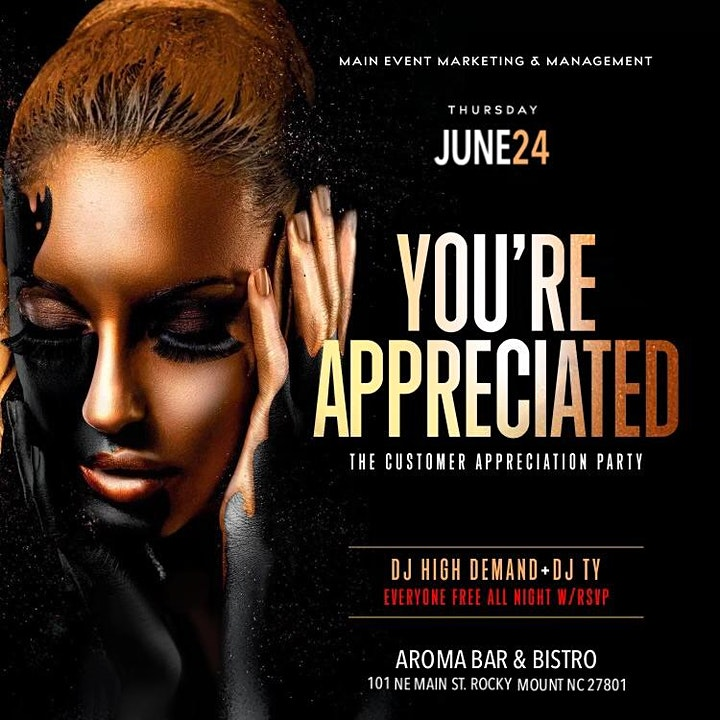 Free Party: The Customer Appreciation Party image