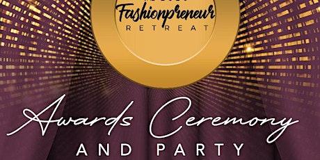 Fashionpreneur Awards Gala 2022 tickets