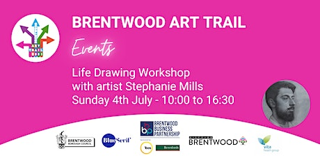 Brentwood Art Trail - Life Drawing Workshop tickets