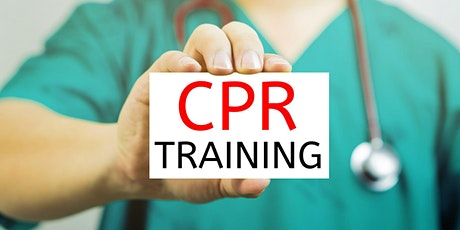 Copy of BLS Certification (CPR) American Heart Association tickets