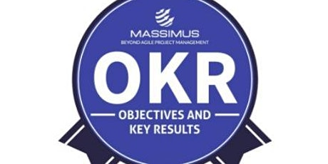 OKR® Objectives and Key Results - ONLINE - turma #05 tickets
