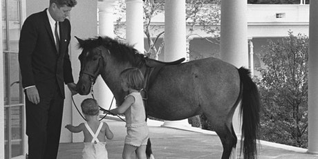The Adorable and Absurd History of Presidential Pets tickets