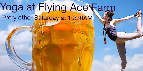 Yoga at Flying Ace! tickets