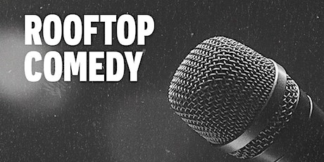 Comedy on the Roof tickets