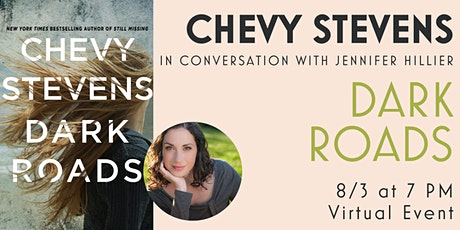 Dark Roads with Chevy Stevens tickets