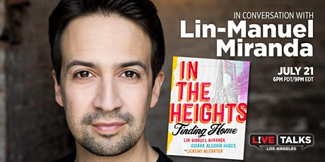 An Evening with Lin-Manuel Miranda tickets