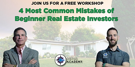How to Avoid the 4 Most Common Mistakes of Real Estate Investing tickets