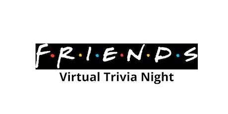 Virtual 'FRIENDS' Trivia Night tickets