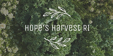 Kale & Collards Trip with Hope's Harvest RI Thurs., June 24th 9 - 11AM tickets