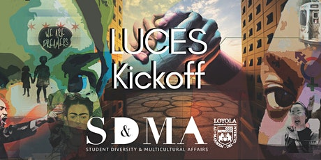 LUCES Kickoff tickets