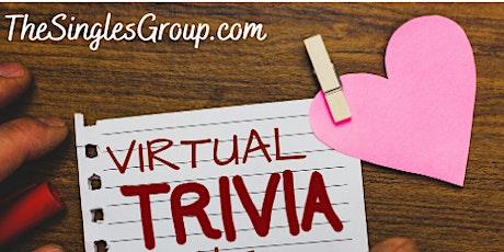 Virtual Singles Trivia Night tickets