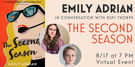 The Second Season with Emily Adrian tickets