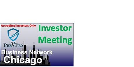 BNC Presents PreSOLMD Maker of PreVPro - Accredited Investors Only tickets