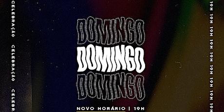 Culto de Celebração - DOMINGO - 20/06 ingressos