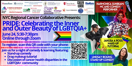PRIDE: Celebrating the Inner and Outer Beauty of LGBTQIA+ tickets