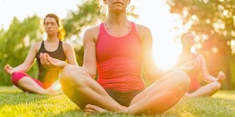 Eado Yoga on the Lawn! tickets
