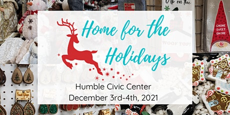 Home for the Holidays Gift Market Humble tickets