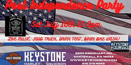 Post Independence Party tickets