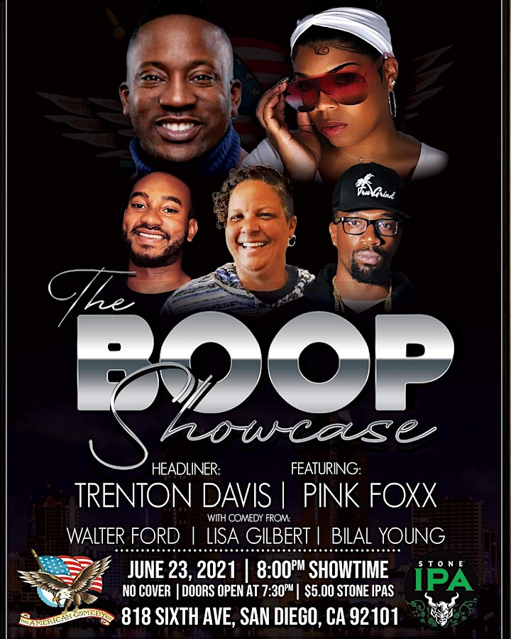 Boop Ent. Presents The Boop Showcase image